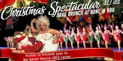 Christmas Spectacular Drag Brunch