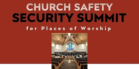 Church Safety Security Summit tickets