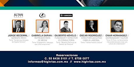 Tendencias Recursos Humanos 4.0 tickets
