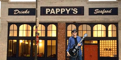 Jazz guitar and Happy Hour with Markus at Pappy's Seafood San Pedro