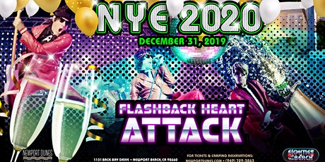 Flashback Heart Attack - NYE Celebration tickets