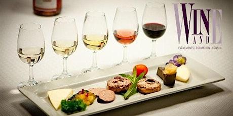 Trois-Rivières: Initiation au Vin & Wine 2020 billets