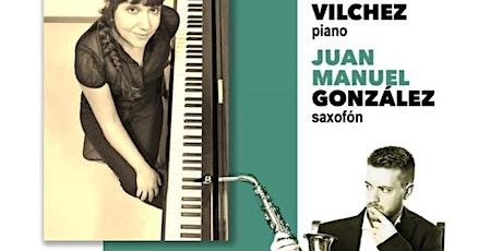 Recital de música francesa: Rocío Vilchez, piano-Juan Manuel González, saxo entradas