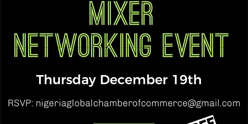End of the Year Mixer Networking
