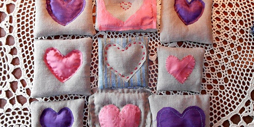 Lavender Hearts by Hand Party