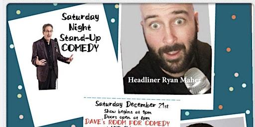 Saturday Night Standup December 21