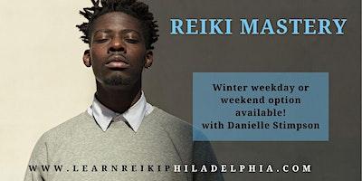 Reiki 3 (Master Practitioner) Winter Weekdays Intensive
