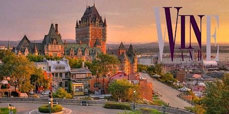 Québec: Initiation au Vin & Wine 2020 billets