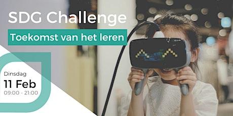 SDG Challenge - De toekomst van het leren tickets