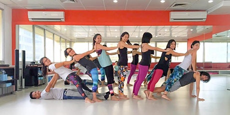 Pay What You Wish Yoga SG Class with Jasmine tickets