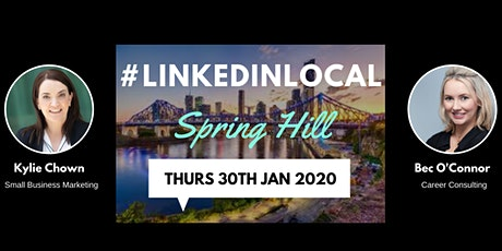 LinkedIn Local Spring Hill tickets