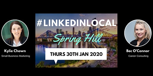 LinkedIn Local Spring Hill