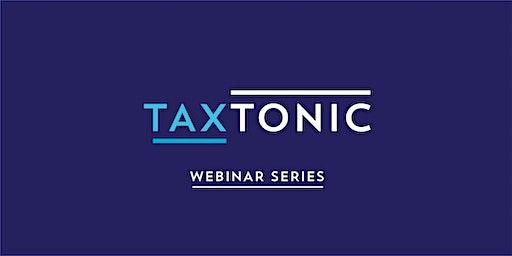TaxTonic Webinars (Brandt Segedin) Feb 2020