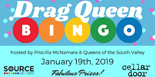 Drag Queen Bingo Winter Wonderland Edition