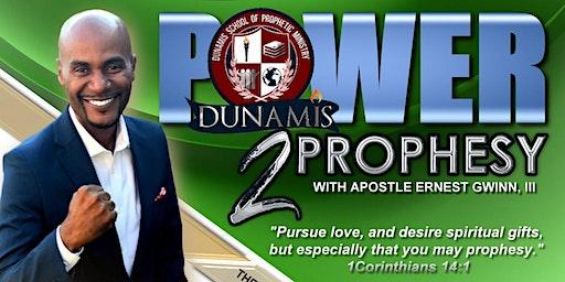 POWER 2 PROPHESY