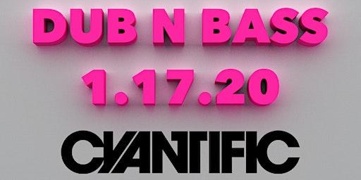 Cyantific At Cattivo 1/17/20