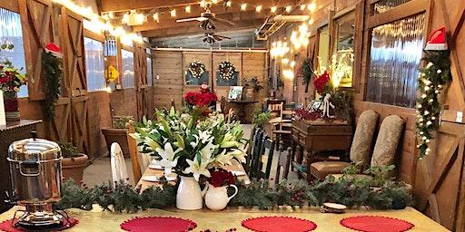 Holiday Open House at Cedar Ridge Ranch!