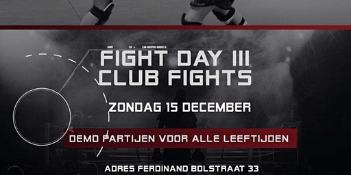 Boosterstore Fightday III