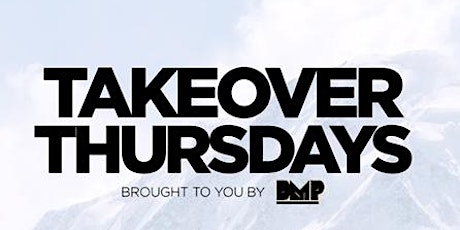 TAKEOVER THURSDAY at Harlot, SF (12.12.19) tickets