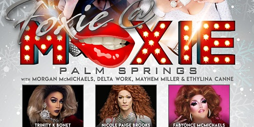 Morgan McMichaels, Delta Work, Fabeyonce McMichaels, Nicole Paige Brooks & Trinity K Bonet