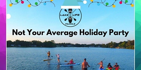 Holiday Lights Bling Paddle on Lake Ivanhoe tickets