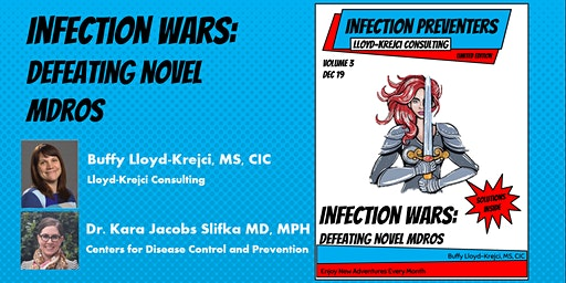 Calling All Infection Prevention Superheroes! (#3 of 12)