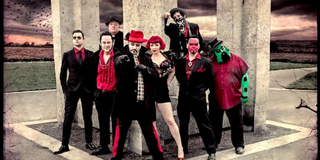 The Urban Voodoo Machine tickets