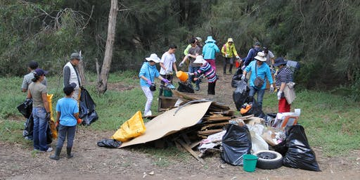 Manor Lakes/Wyndham Vale Clean Up Australia Day