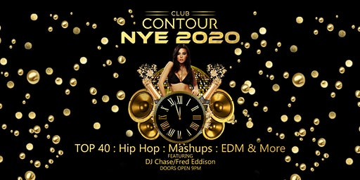 New Years Eve 2020  at Club Contour