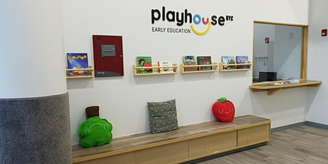 PlayHouse NYC preschool open house tickets