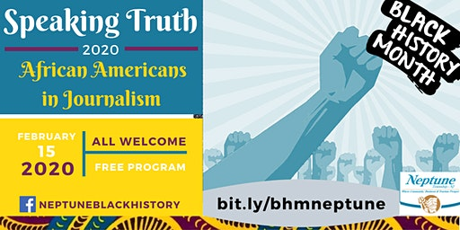 Speaking Truth: African Americans in Journalism