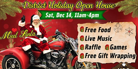 2019 District Holiday Open House tickets