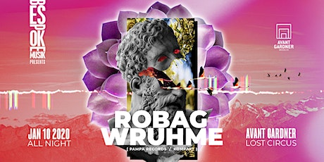 Robag Wruhme (All Night) tickets