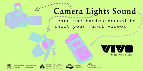 Camera Lights Sound with Alysha Seriani tickets