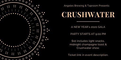 New Year's Gala with Crushwater