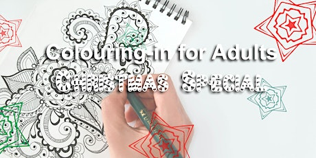 Colouring Club for Adults: Christmas Special tickets