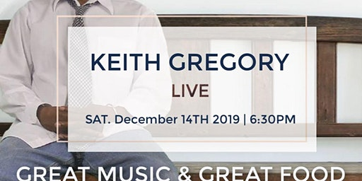 Keith Gregory at DiVino