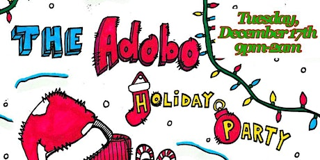 The Adobo Holiday Party tickets