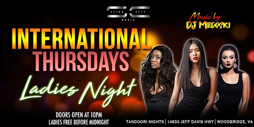 International Ladies Night
