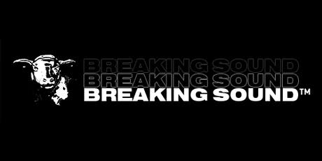 Breaking Sound - Chelsea Music Hall tickets