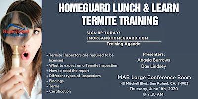 HomeGuard Termite Inspection Training - Breakfast & Learn