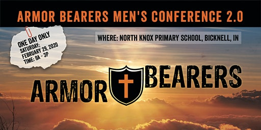 Armor Bearers Men's Conference 2.0