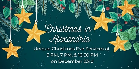 Christmas in Alexandria tickets