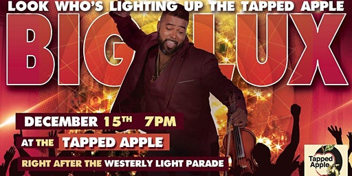 Big Lux at Tapped Apple Winery