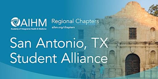 AIHM San Antonio, TX Chapter & Student Alliance Meeting