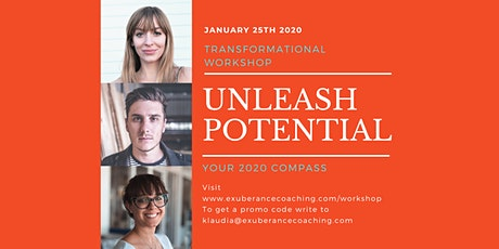UNLEASH your potential - Transform your life and business tickets