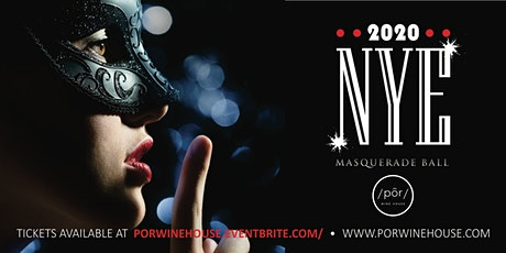 NEW YEAR'S EVE MASQUERADE BALL tickets
