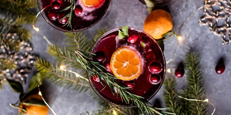 Holiday Cocktails 101 tickets