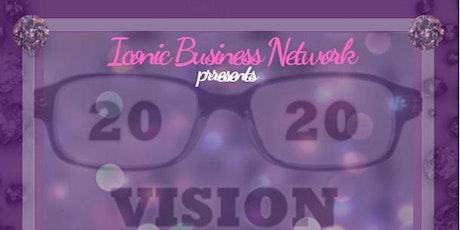 "2020 Vision ""Keep Shining"" Black & Brown Business Affair tickets"