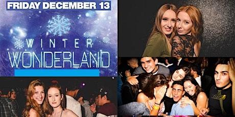 Winter Wonderland   End of Exams @ Fiction // Fri Dec 13 tickets